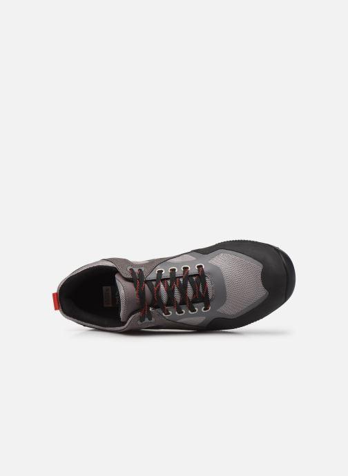 Sneaker Aigle Douvet Gtx grau ansicht von links