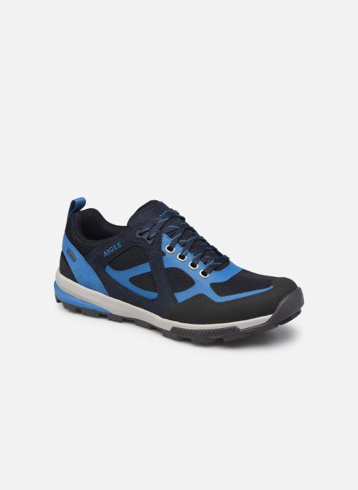 Sneaker Aigle Douvet Gtx blau detaillierte ansicht/modell
