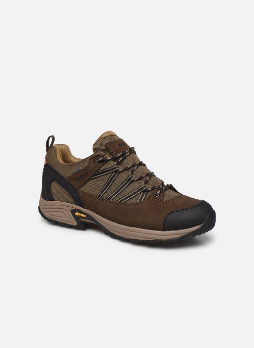 Chaussures de sport Aigle Mooven Low Gtx Marron vue détail/paire