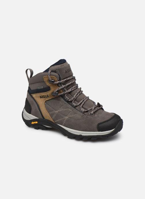 Boots en enkellaarsjes Aigle Mooven Mid Wgtx Grijs detail