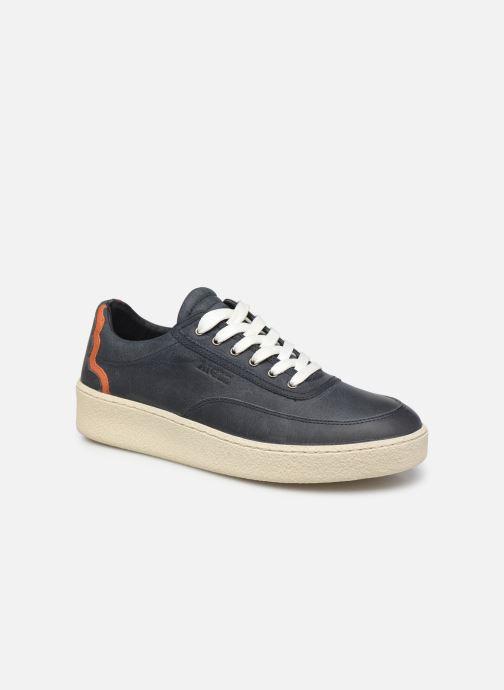 Sneaker Aigle Ormea Low W blau detaillierte ansicht/modell