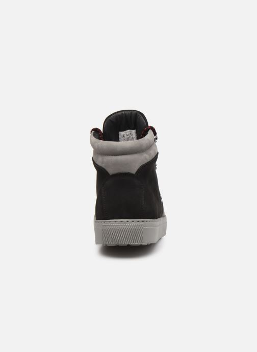 Sneakers Aigle Saguvi Mid Zwart rechts