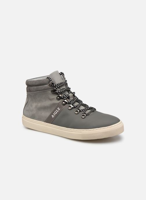 Sneaker Aigle Saguvi Mid grau detaillierte ansicht/modell