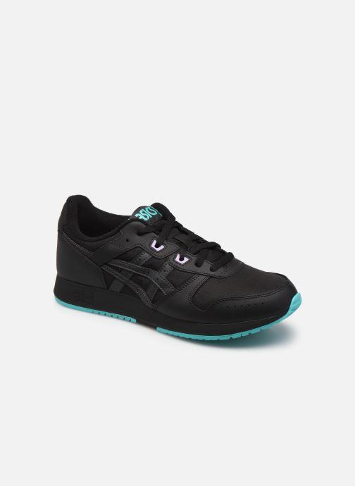 Sneaker Asics Lyte Classic M schwarz detaillierte ansicht/modell
