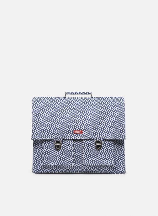 Scolaire Bakker Made With Love CARTABLE GRANDE CLASSE canvas bakker - sails Bleu vue détail/paire