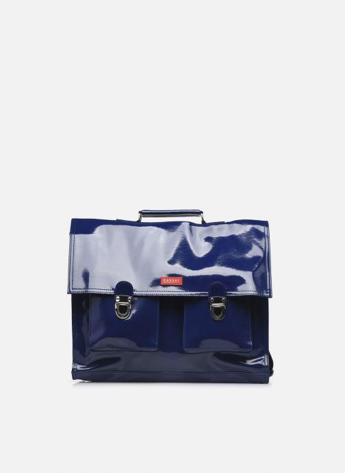 Scolaire Bakker Made With Love CARTABLE BIG BRETELLES VINYL - vinyl navy Bleu vue détail/paire