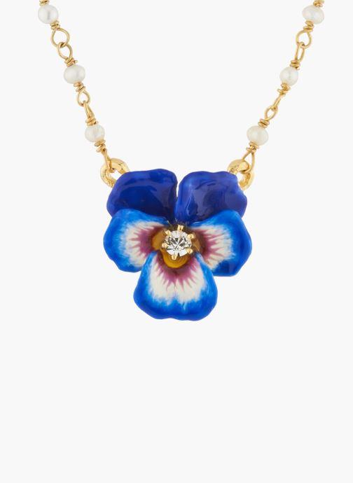 Sonstiges Les Néréides Paris Collier pendentif  - Mille Pensees blau detaillierte ansicht/modell