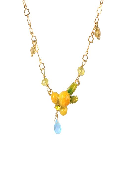 Collier pendentif  - Jardins De Provence