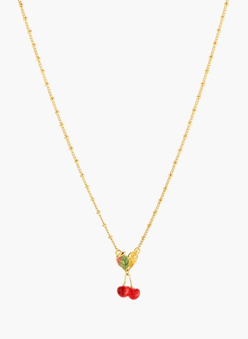 Altro Accessori Collier pendentif  - Exquise Cerise