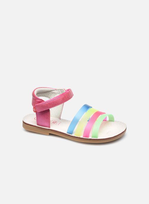 Sandales et nu-pieds NA! Amara Multicolore vue détail/paire