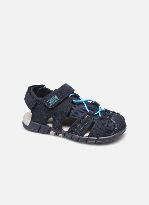 Sandalen Mod8 Tribiki blau detaillierte ansicht/modell