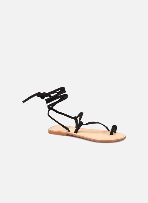 Sandalen Jonak WALT schwarz detaillierte ansicht/modell