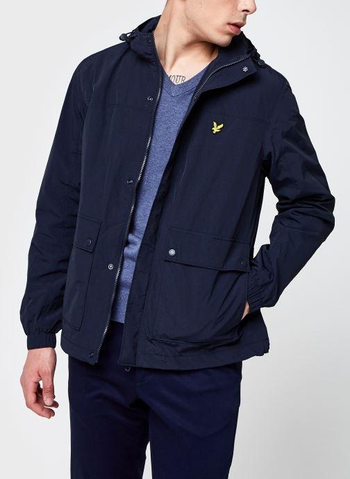 Vêtements Accessoires Hooded Pocket Jacket