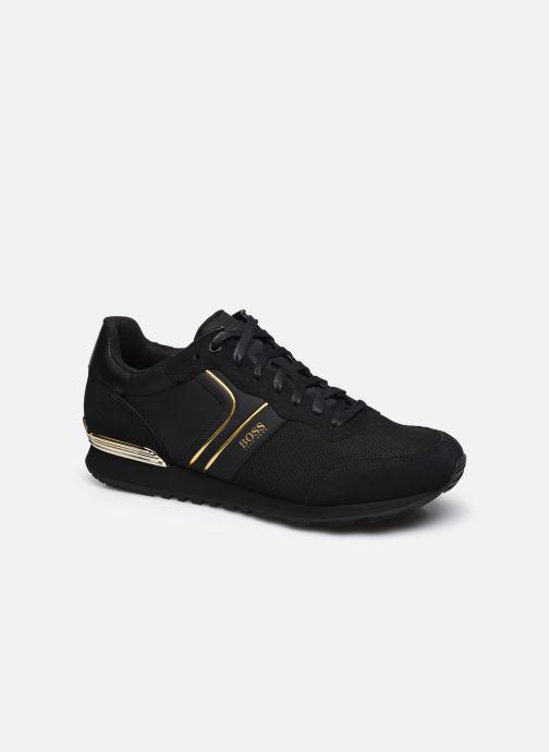 Sneaker BOSS Parkour_Runn_nymx2 schwarz detaillierte ansicht/modell