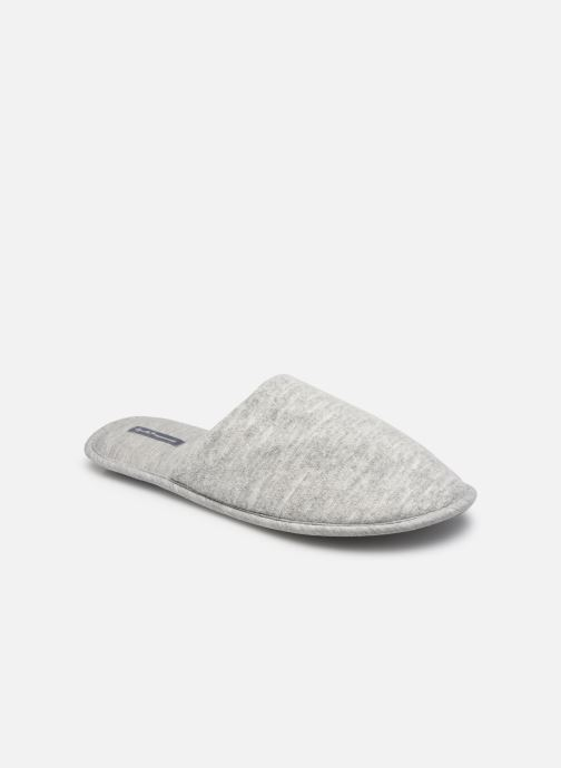 Hausschuhe Sarenza Wear Chaussons Slippers Homme grau detaillierte ansicht/modell