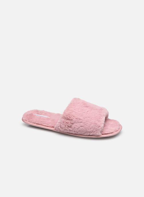 Pantoffels Sarenza Wear Chaussons mules fourrés Femme Roze detail