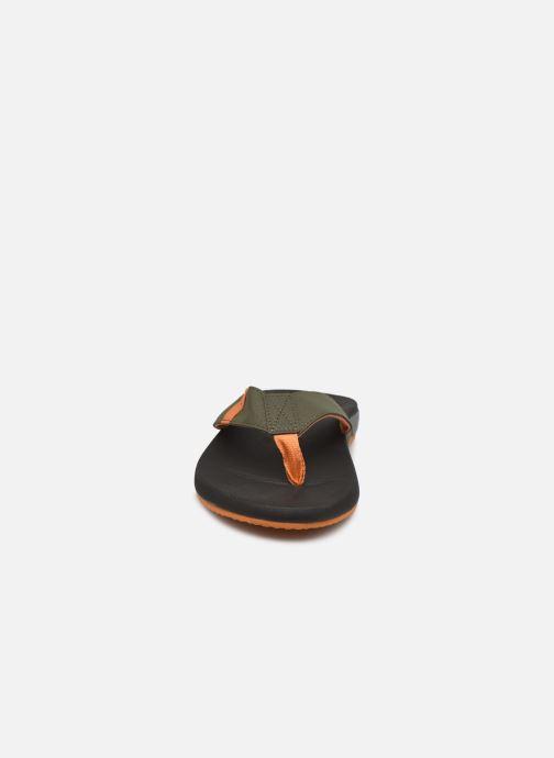 Zehensandalen I Love Shoes Tongs Unies Homme grün schuhe getragen