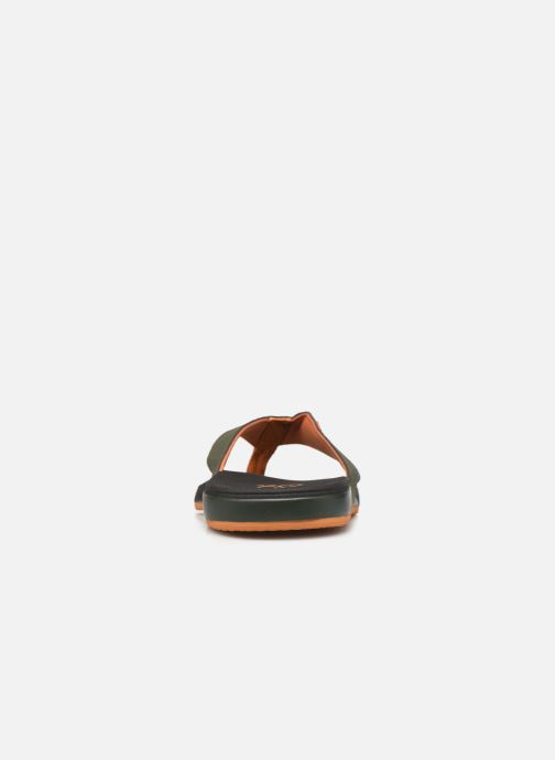Zehensandalen I Love Shoes Tongs Unies Homme grün ansicht von rechts