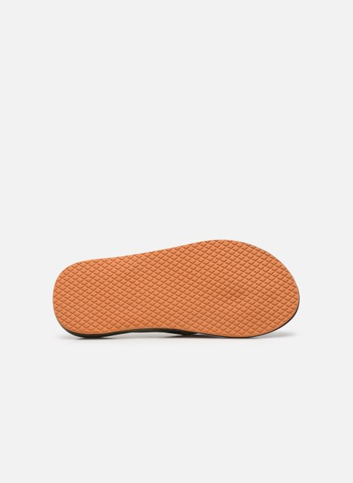 Zehensandalen I Love Shoes Tongs Unies Homme grün ansicht von oben
