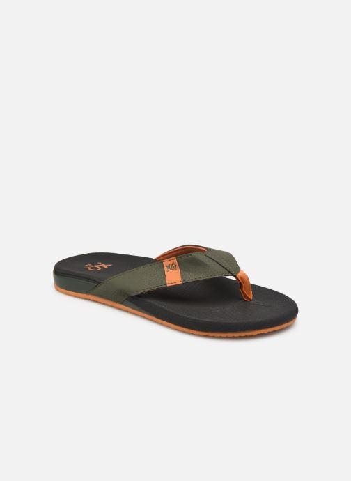 Zehensandalen I Love Shoes Tongs Unies Homme grün detaillierte ansicht/modell