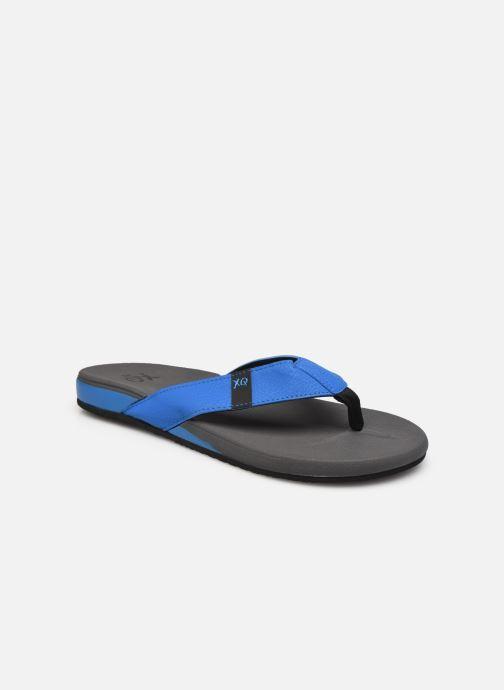 Zehensandalen I Love Shoes Tongs Unies Homme blau detaillierte ansicht/modell