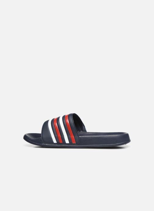 Sandalen I Love Shoes Claquette Rayées Homme rot ansicht von vorne
