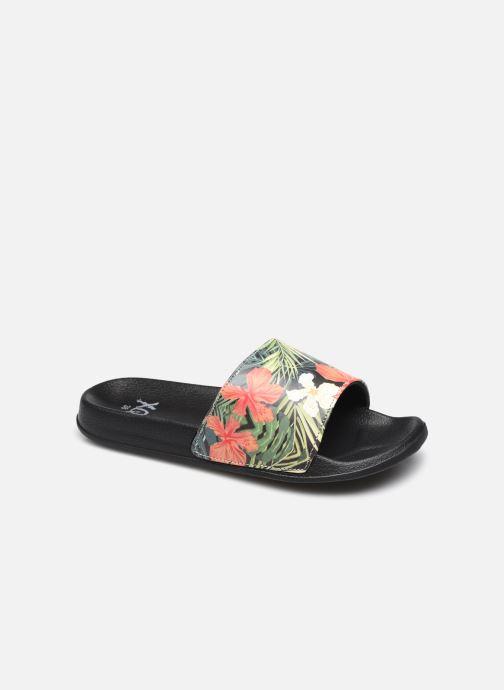 Clogs & Pantoletten I Love Shoes Claquettes Fleurs Femme grün detaillierte ansicht/modell