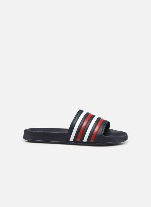 Sandali e scarpe aperte I Love Shoes Claquette Rayées Enfant Rosso immagine posteriore