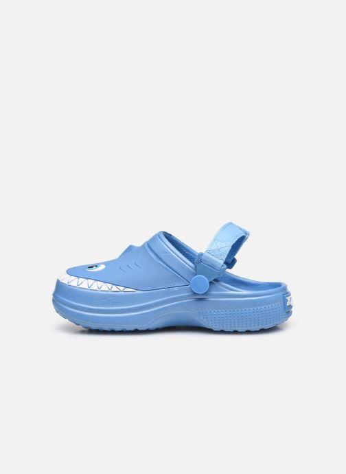 Sandali e scarpe aperte I Love Shoes Sandales Plastique Requin Enfant Azzurro immagine frontale