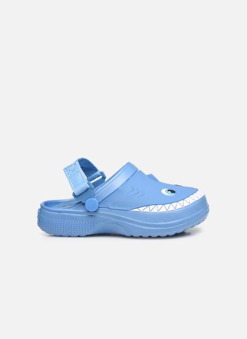 Sandali e scarpe aperte I Love Shoes Sandales Plastique Requin Enfant Azzurro immagine posteriore