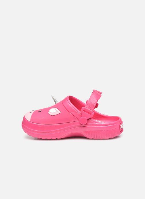 Sandali e scarpe aperte I Love Shoes Sandales Plastique Licorne Enfant Rosa immagine frontale