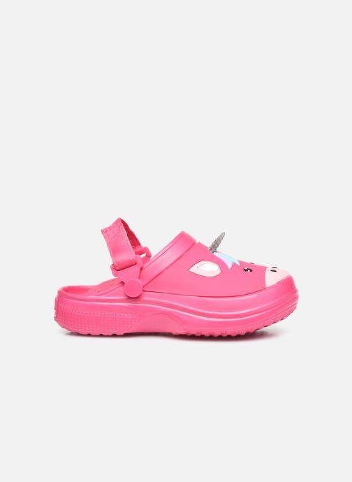 Sandali e scarpe aperte I Love Shoes Sandales Plastique Licorne Enfant Rosa immagine posteriore