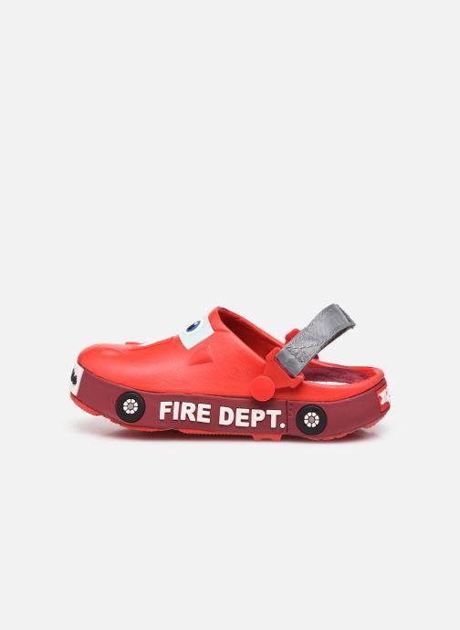 Sandali e scarpe aperte I Love Shoes Sandales Plastique Pompiers Enfant Rosso immagine frontale