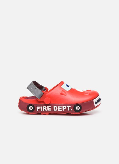 Sandali e scarpe aperte I Love Shoes Sandales Plastique Pompiers Enfant Rosso immagine posteriore