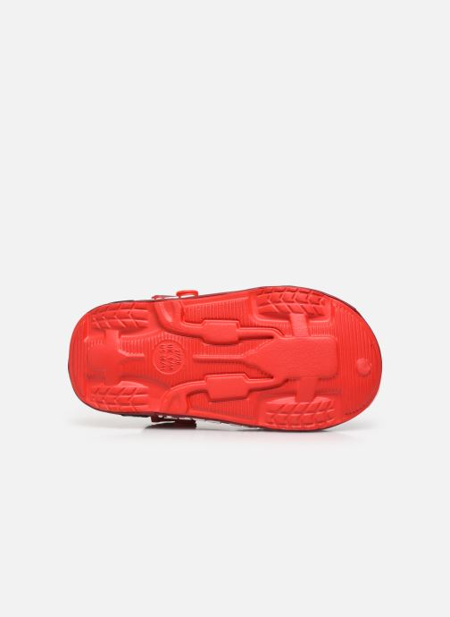 Sandali e scarpe aperte I Love Shoes Sandales Plastique Pompiers Enfant Rosso immagine dall'alto
