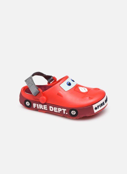 Sandalen Kinder Sandales Plastique Pompiers Enfant