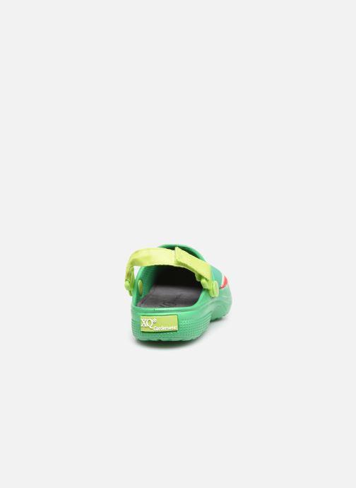 Sandali e scarpe aperte I Love Shoes Sandales Plastique Crocodile Enfant Verde immagine destra