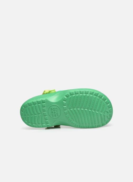 Sandali e scarpe aperte I Love Shoes Sandales Plastique Crocodile Enfant Verde immagine dall'alto