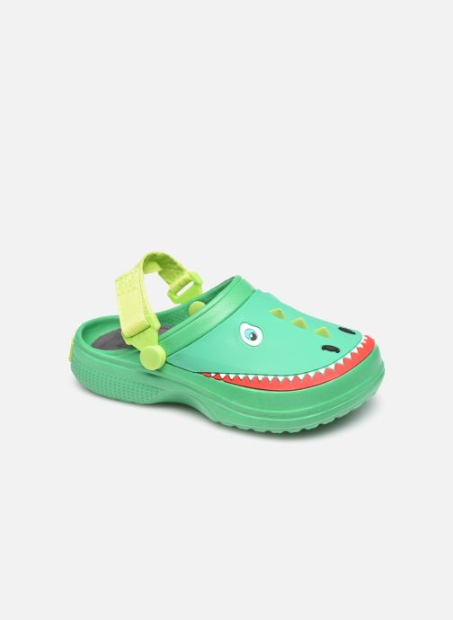 Sandali e scarpe aperte I Love Shoes Sandales Plastique Crocodile Enfant Verde vedi dettaglio/paio