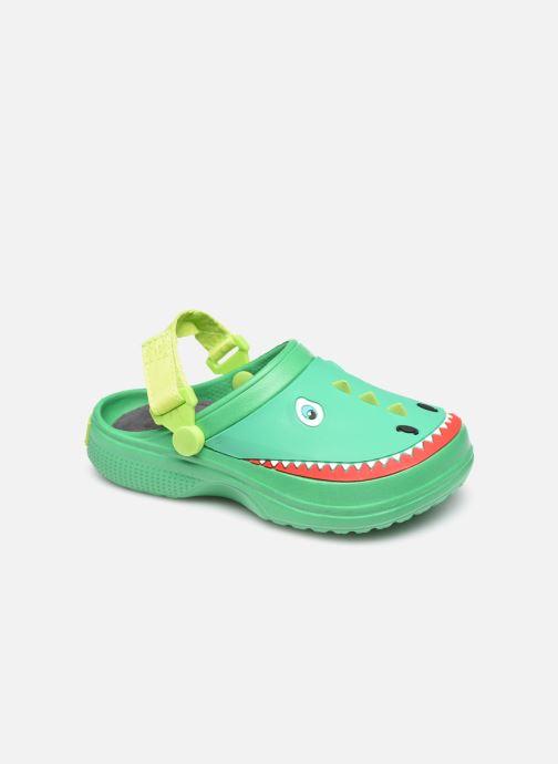 Sandalen I Love Shoes Sandales Plastique Crocodile Enfant grün detaillierte ansicht/modell