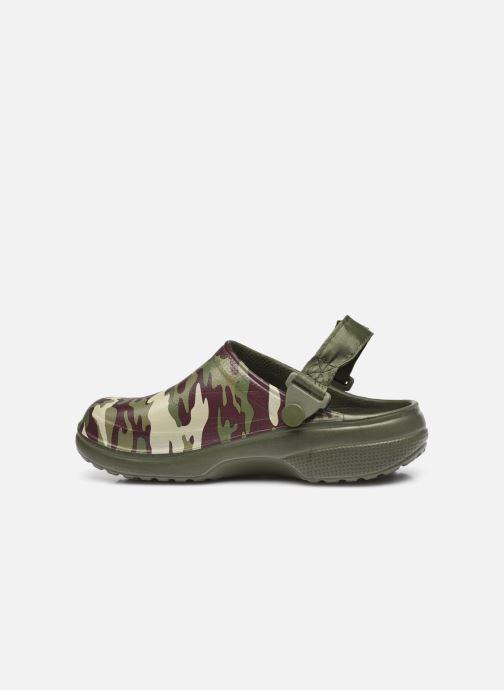 Sandali e scarpe aperte I Love Shoes Sandales Plastique Militaires Enfant Garçon Verde immagine frontale