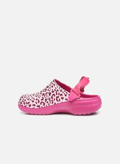 Sandali e scarpe aperte I Love Shoes Sandales Plastique Animal Enfant Fille Rosa immagine frontale