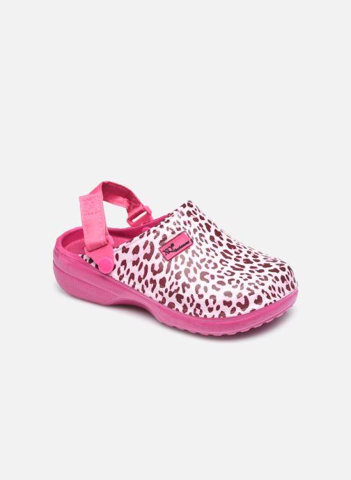 Sandales et nu-pieds I Love Shoes Sandales Plastique Animal Enfant Fille Rose vue détail/paire