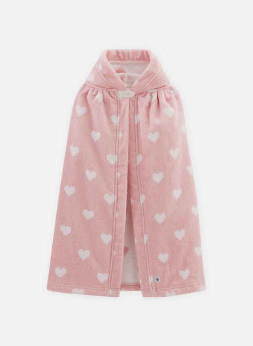 Bekleidung Petit Bateau Cape De Bain rosa detaillierte ansicht/modell