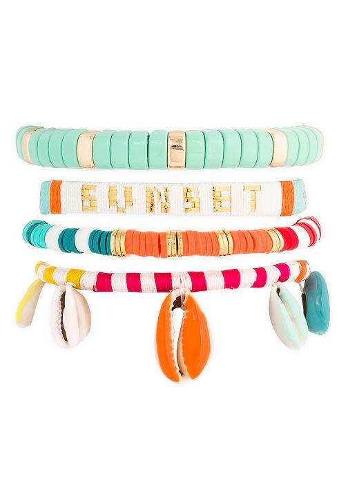 Diversos Hipanema Bracelet Entrance Multicolor vista de detalle / par