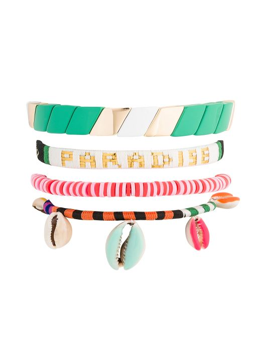 Sonstiges Hipanema Bracelet Entrance mehrfarbig detaillierte ansicht/modell