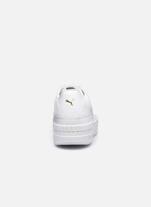 Sneaker Puma Cali Sport Clean Wn'S weiß ansicht von rechts