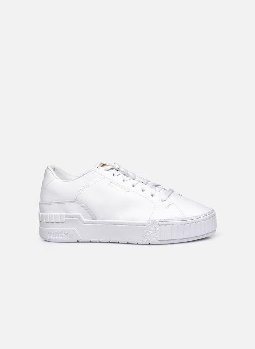 Sneaker Puma Cali Sport Clean Wn'S weiß ansicht von hinten