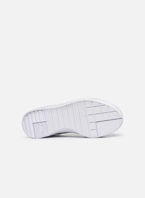 Sneaker Puma Cali Sport Clean Wn'S weiß ansicht von oben