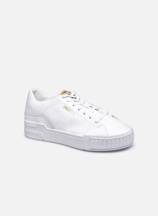 Sneaker Puma Cali Sport Clean Wn'S weiß detaillierte ansicht/modell